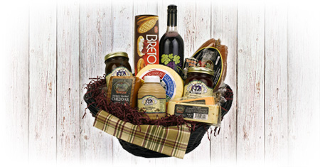 Deluxe Amish Gift Basket